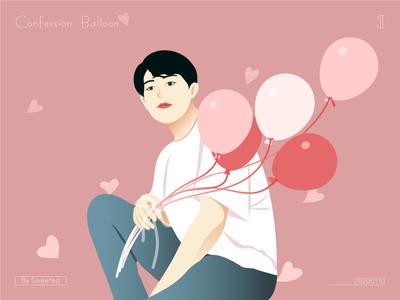 Confession Balloon
