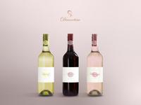 Wine Bottles Labels