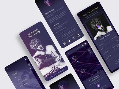 Mobile UI design Concepts mobile ui design concept