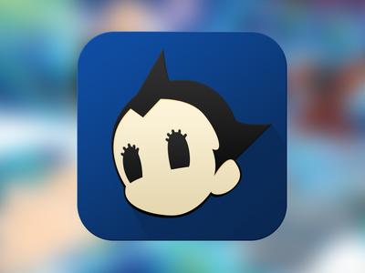 Astroboy Icon