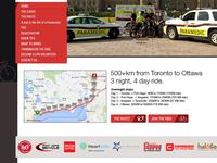 Paramedics Ride Website