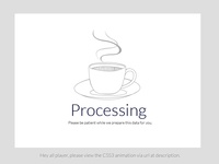 Processing Page