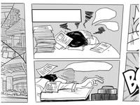 Short comic for website