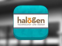 Halogen ios Icon