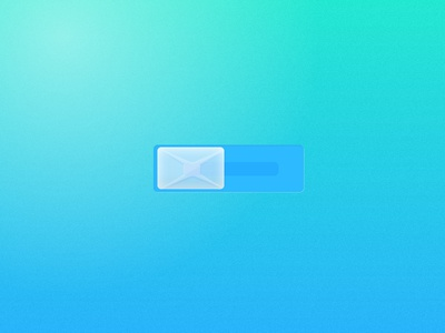 On Off Switch day015 dailyui toggle blue switch