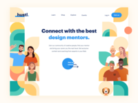 Hustl • Design community