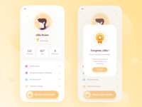 Flamingo 🦩• profile and badge