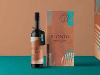 Wine brand identity