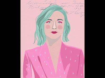 Sirsha painting digital art illustrator graphic desgin illustation
