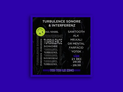 Turbulence sonore 1