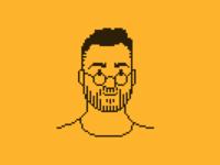 Pascal Pixel Portrait