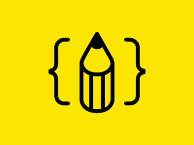 Superpencil take 4 programming code yellow pencil logo