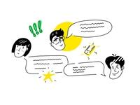 Feedback Page Illustration