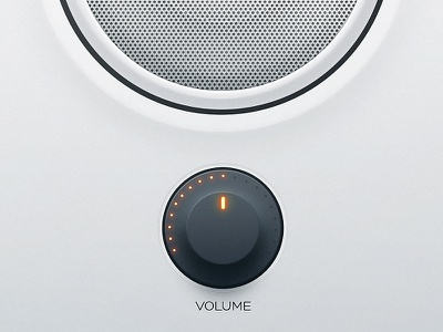 Speaker photoshop music illustration