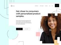 Odore Website Redesign