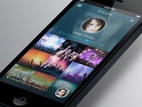 Encore iPhone App