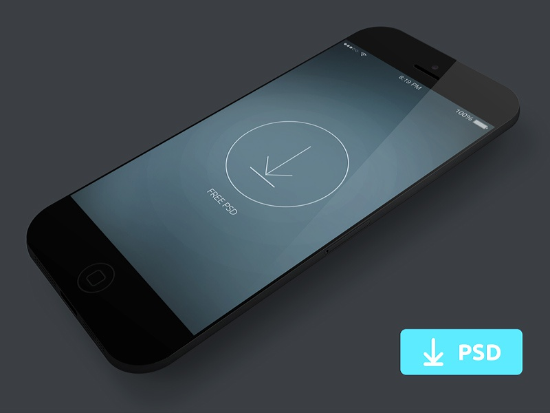 free after effects ui iphone presentation templateissara, Presentation templates