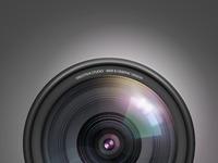 Kreativa studio camera lens