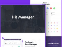 HR Manager case study