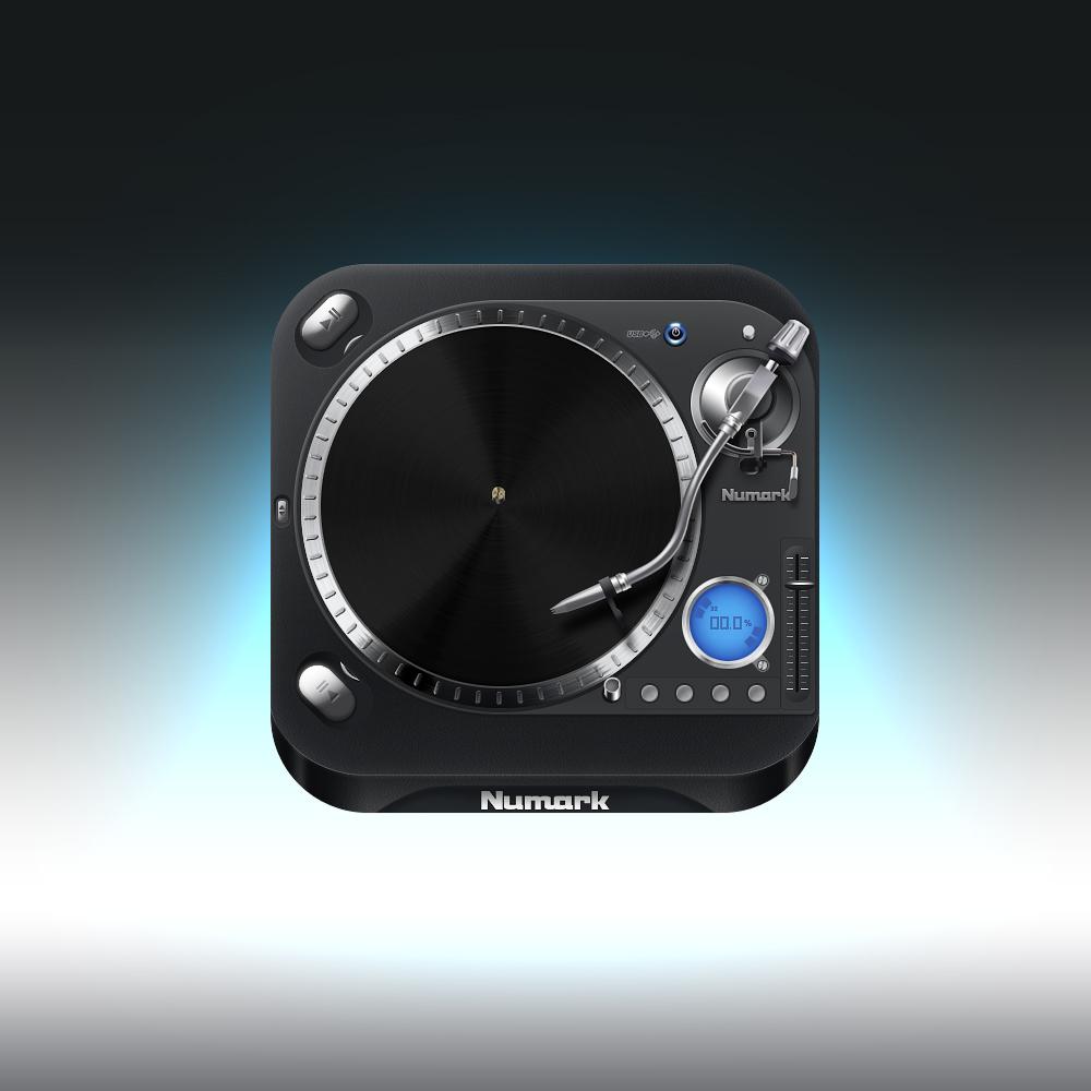 Numark mixtrack icon big