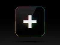 iOS icon Google+