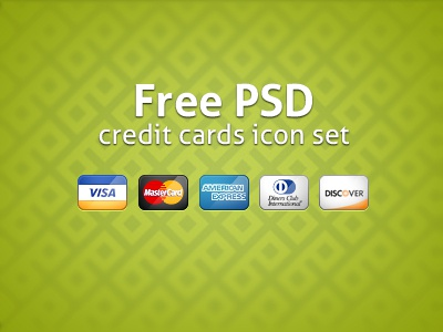 Credit Cards Icons credit cards icon payment photoshop kreativa studio design bank psd