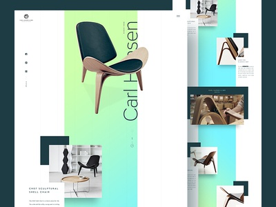 Carl Hansen & Søn - Product page exploration