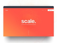 Scale Website - Early Stages