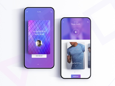 Social Gifting App - Gift Redeeming social app iphone ios redeem gift friends followers