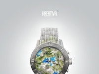 Kreativa studio watch