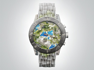 Kreativa studio watch small