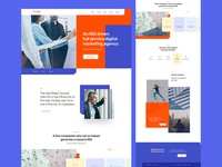 Neil Patel Digital - Landing Page