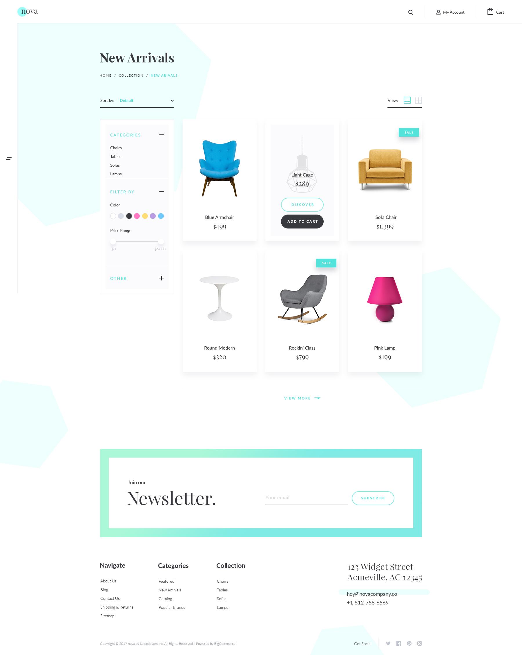 02 product list