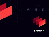 Endjinn logo exploration