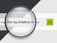 Magnifier free PSD