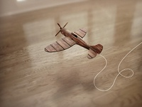 A 2nd wooden plane