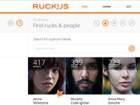 Ruckus - Find page (people)