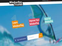 Tricknet homepage