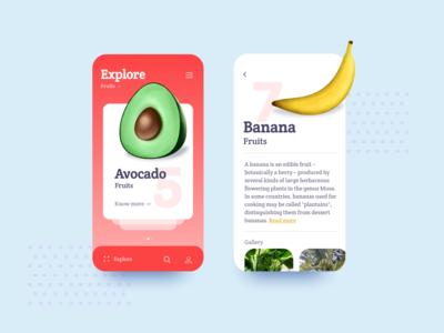 Explore Fruits