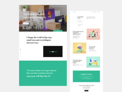 Jungleproof | Redesign