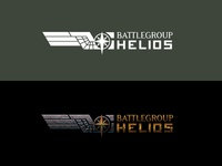 Battlegroup Helios logo