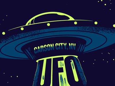 UFO Waffle Warehouse