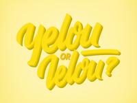 Yelou or ielou