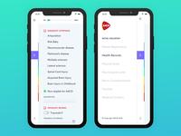 Daily UI #081 e 82 - Status Update & Form