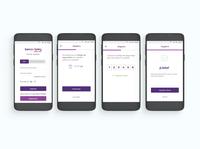 Registro app banco