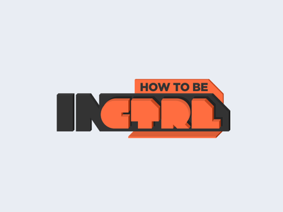 In Ctrl, Conference logo