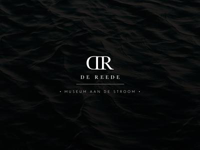 Museum De Reede ui ux vector logo icon illustrator illustration graphic design design branding
