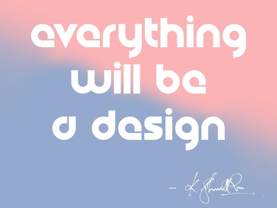Designer wallpaper!