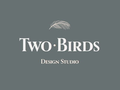 Two Birds Design Studio Logo