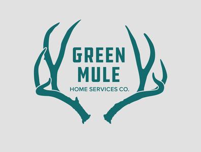Green Mule Logo